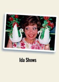 Ida's Havin' a Yard Sale!