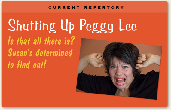 Poolyle Productions: Shutting Up Peggy Lee