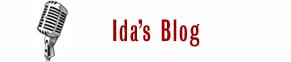 Ida's Blog
